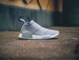 "Shoe of the Day // adidas Originals NMD_CS1 PK ""White/Grey"""