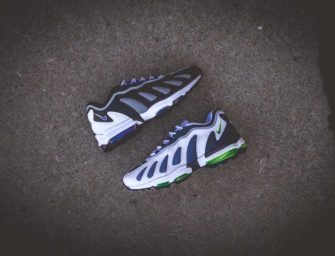 "New Colorways // NikeLab Air Max 96 XX ""Dark Concord"" & ""Scream Green"""