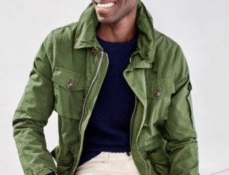 J.Crew Fall 2016 Outerwear Guide