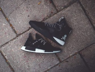 Shoe of the Day // mastermind JAPAN x adidas NMD_XR1 & Tubular Instinct