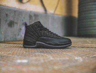 Shoe of the Day // Jordan Brand Air Jordan 12 Retro Wool
