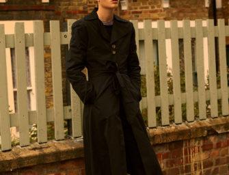 Sweet Seventies: Fall 2016 Men's Outerwear Lookbook