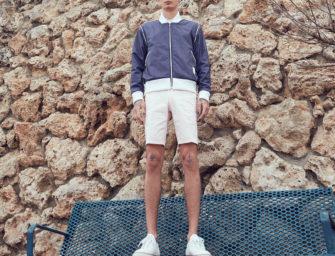 Seasick: Thom Browne Spring 2017 Menswear Lookbook at FORWARD by elyse walke