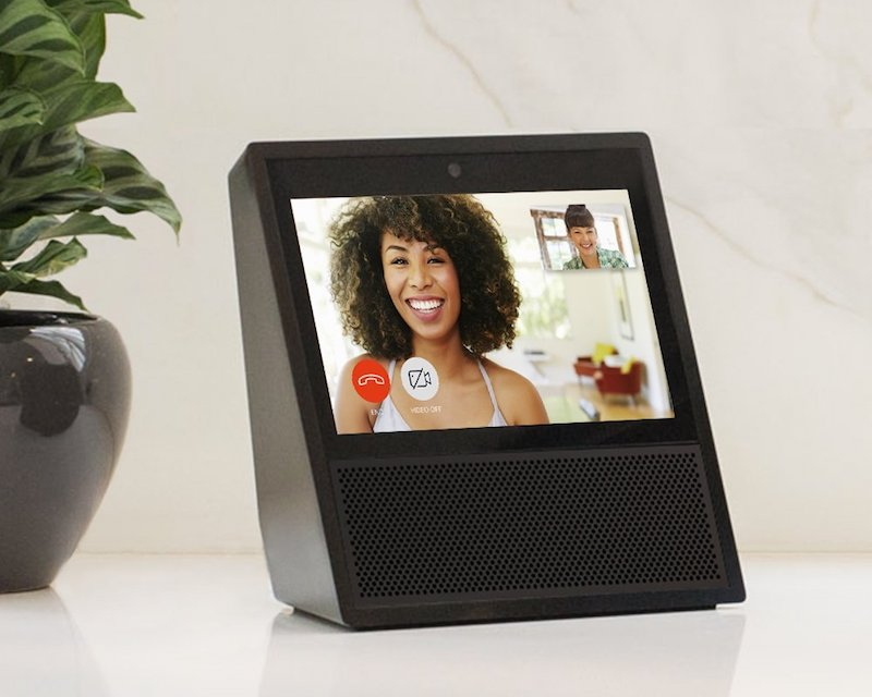 Amazon Echo Show Call Friends and Family