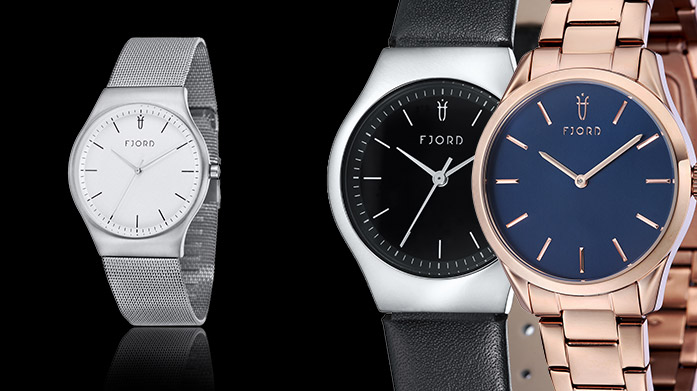 Fjord Watches at BrandAlley
